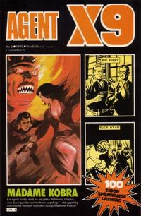 Cover Thumbnail for Agent X9 (Semic, 1971 series) #3/1979