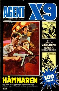 Cover Thumbnail for Agent X9 (Semic, 1971 series) #13/1983