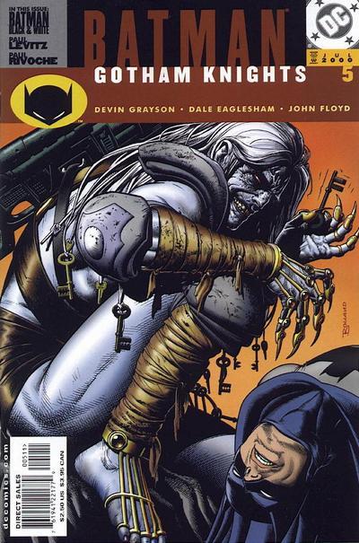 Cover for Batman: Gotham Knights (DC, 2000 series) #5