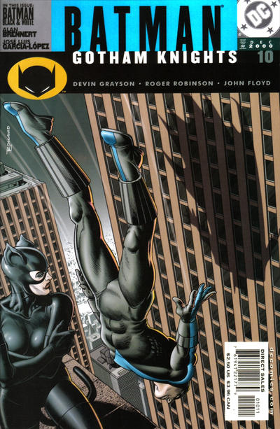 Cover for Batman: Gotham Knights (DC, 2000 series) #10