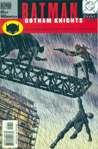 Cover for Batman: Gotham Knights (DC, 2000 series) #17