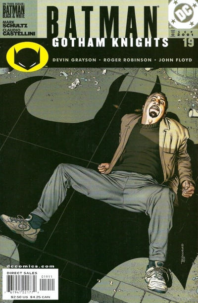 Cover for Batman: Gotham Knights (DC, 2000 series) #19