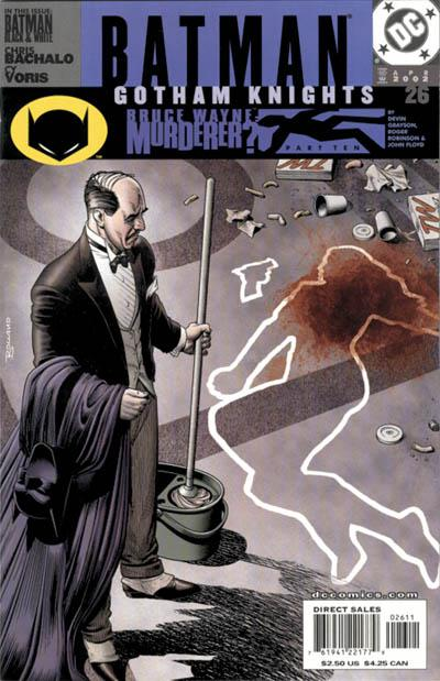 Cover for Batman: Gotham Knights (DC, 2000 series) #26