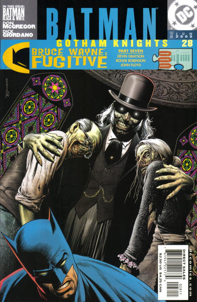 Cover for Batman: Gotham Knights (DC, 2000 series) #28