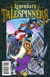 Cover for Legendary Talespinners (Dynamite Entertainment, 2010 series) #1 [Variant Cover]