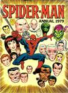 Cover for Spider-Man Annual (World Distributors, 1975 series) #1979