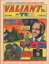 Cover for Valiant and TV21 (IPC, 1971 series) #11th March 1972