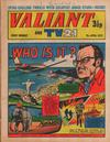 Cover for Valiant and TV21 (IPC, 1971 series) #15th April 1972
