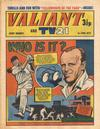 Cover for Valiant and TV21 (IPC, 1971 series) #3rd June 1972