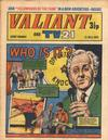 Cover for Valiant and TV21 (IPC, 1971 series) #1st July 1972