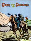 Cover for Spøk og Spenning (Oddvar Larsen; Odvar Lamer, 1950 series) #2/1952