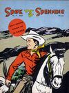 Cover for Spøk og Spenning (Oddvar Larsen; Odvar Lamer, 1950 series) #7/1952