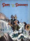 Cover for Spøk og Spenning (Oddvar Larsen; Odvar Lamer, 1950 series) #12/1952