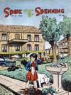 Cover for Spøk og Spenning (Oddvar Larsen; Odvar Lamer, 1950 series) #13/1952