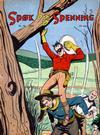Cover for Spøk og Spenning (Oddvar Larsen; Odvar Lamer, 1950 series) #14/1952