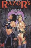 Cover for Razor's Edge (London Night Studios, 1999 series) #0