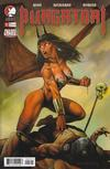 Cover for Purgatori Comic Book (Devil's Due Publishing, 2005 series) #5