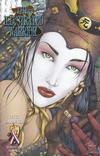 Cover for Shi: The Illustrated Warrior (Crusade Comics, 2002 series) #2