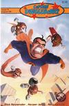 Cover for Captain Dingleberry (Underhanded Comics, 1998 series) #1