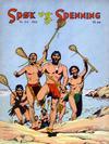 Cover for Spøk og Spenning (Oddvar Larsen; Odvar Lamer, 1950 series) #5-6/1953