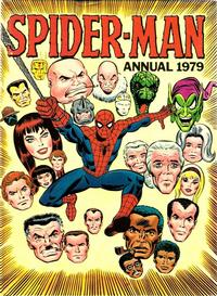 Cover Thumbnail for Spider-Man Annual (World Distributors, 1975 series) #1979