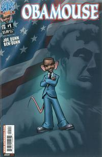 Cover Thumbnail for Obamouse (Antarctic Press, 2010 series) #1