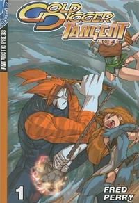 Cover Thumbnail for Gold Digger Tangent (Antarctic Press, 2008 series) #1