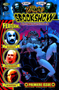 Cover Thumbnail for Rob Zombie's Spookshow International (CrossGen, 2003 series) #1 [J. Scott Campbell cover]