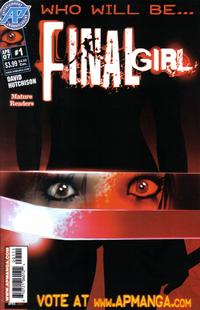 Cover Thumbnail for Final Girl (Antarctic Press, 2007 series) #1