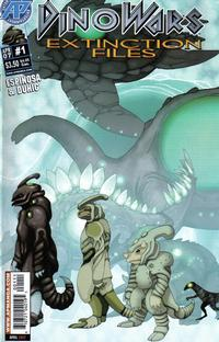 Cover Thumbnail for DinoWars: Extinction Files (Antarctic Press, 2007 series) #1