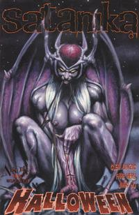 Cover Thumbnail for Satanika Halloween Special (Verotik, 1997 series)