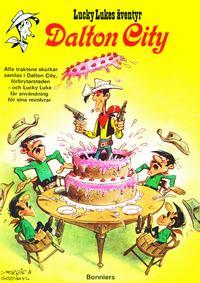 Cover Thumbnail for Lucky Lukes äventyr / Lucky Luke klassiker (Bonniers, 1971 series) #[3] - Dalton City
