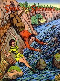 Cover Thumbnail for Spøk og Spenning (Oddvar Larsen; Odvar Lamer, 1950 series) #35-36/1953