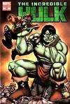 Cover for Incredible Hulk (Marvel, 2009 series) #603 [Zombie Variant Edition]