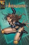 Cover for Avengelyne (Maximum Press; Wizard, 1996 series) #1/2