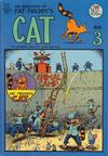 Cover for Fat Freddy's Cat (Rip Off Press, 1977 series) #3 [Revised]