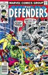 Cover Thumbnail for The Defenders (1972 series) #49 [35¢]