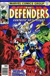 Cover for The Defenders (Marvel, 1972 series) #50 [35¢]