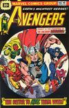 Cover Thumbnail for The Avengers (1963 series) #146 [30¢ Price Variant]
