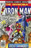 Cover Thumbnail for Iron Man (1968 series) #99 [35 cent cover price variant]
