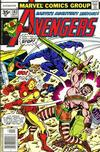Cover Thumbnail for The Avengers (1963 series) #163 [35¢ Price Variant]