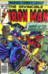 Cover Thumbnail for Iron Man (1968 series) #102 [35 cent cover price variant]