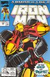 Cover Thumbnail for Iron Man (1968 series) #258 [JC Penney Boxed Set Variant]