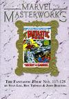 Cover for Marvel Masterworks: The Fantastic Four (Marvel, 2003 series) #12 (132) [Limited Variant Edition]