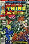 Cover for Marvel Two-in-One (Marvel, 1974 series) #32 [35¢]