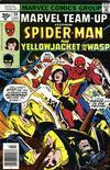 Cover for Marvel Team-Up (Marvel, 1972 series) #59 [35¢]
