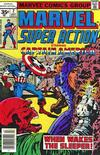 Cover Thumbnail for Marvel Super Action (1977 series) #2 [35 cent cover price variant]