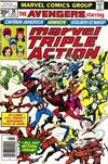Cover for Marvel Triple Action (Marvel, 1972 series) #36 [35¢]
