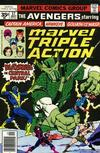 Cover Thumbnail for Marvel Triple Action (1972 series) #37 [35 cent edition]
