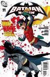 Cover Thumbnail for Batman and Robin (2009 series) #11 [Andy Clarke Variant Cover]